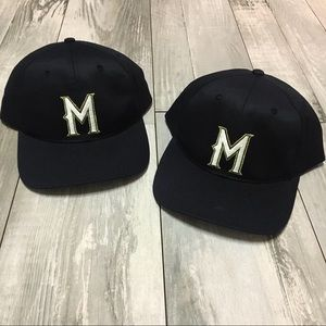 Twins Enterprise Milwaukee Brewers Snapback